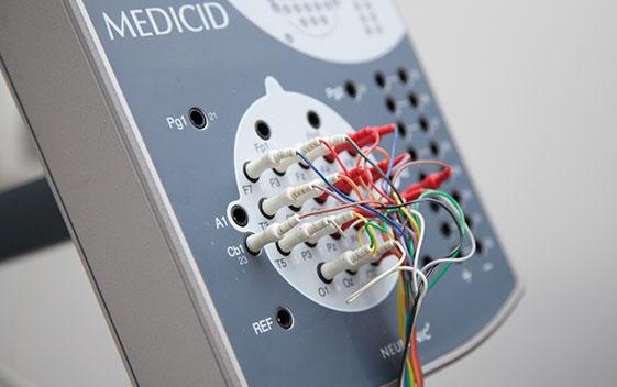 Video Electroencefelagroma